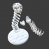 "Bone Serpent / ""White Dragon"" image"