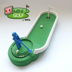 Hole 1 - Mini Golf