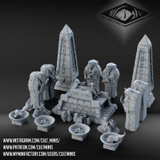 Dungeon Set: Ancient Ruins