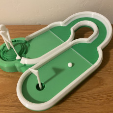 Picture of print of Hole 2 - Mini Golf