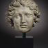 Monumental Portrait Head of Alexander the Great image