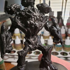 Picture of print of 1st Guardian: Treant