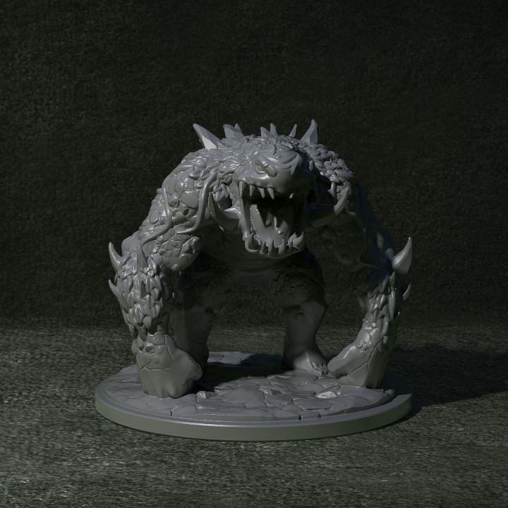 Stone Mountain Troll