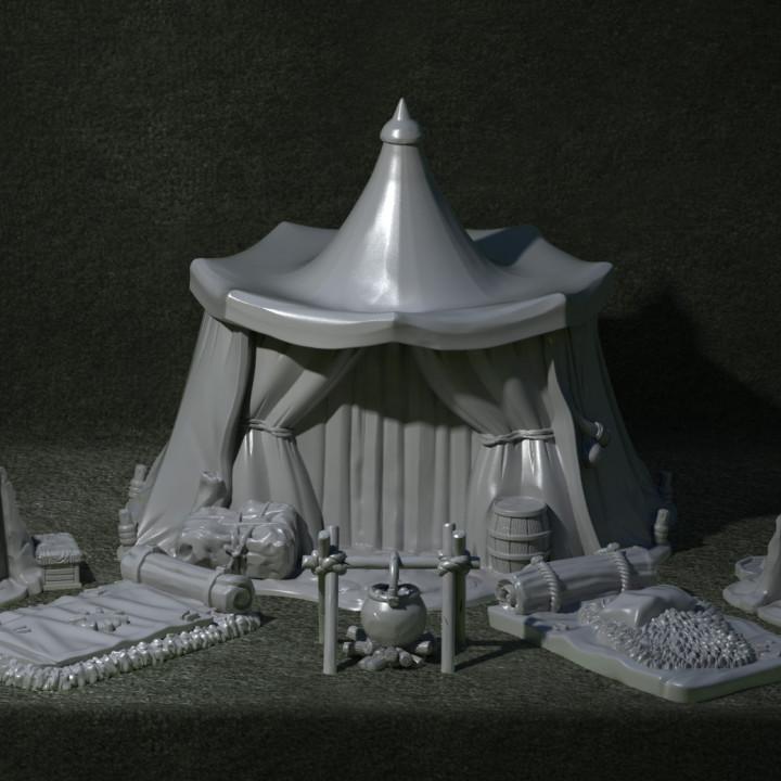 Big Tent's Cover