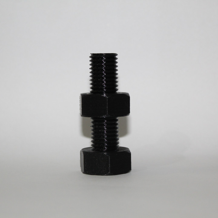 M15 Nut and Bolt
