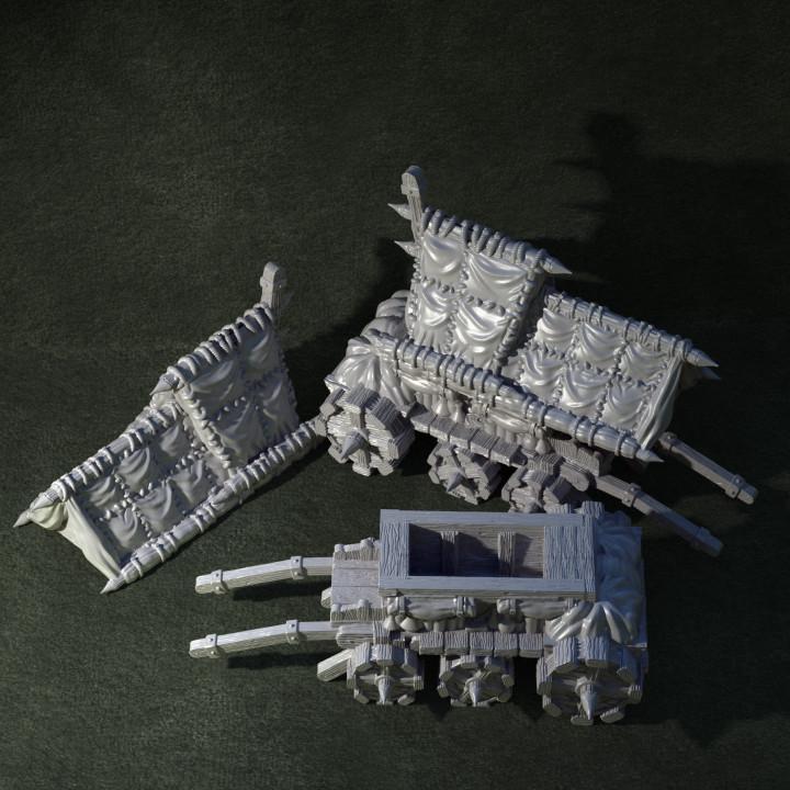 Merchant Cart's Cover