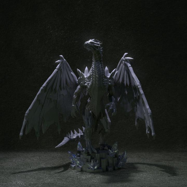 Prismal Dragon's Cover
