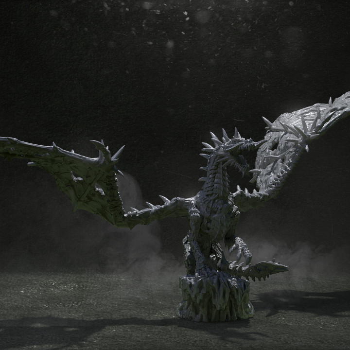 Chaos Dragon's Cover