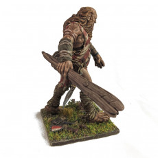 Picture of print of Hill Giant