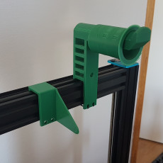 artillery spool holder