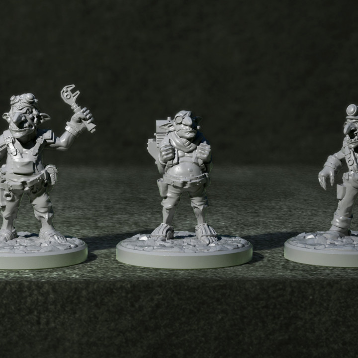 Goblin Miner with Base's Cover