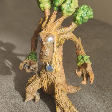 Picture of print of Treant