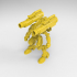 CYBERPUNK BATTLE SUIT SET C MODULAR image