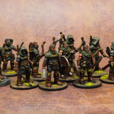 Picture of print of Bandits Set 1