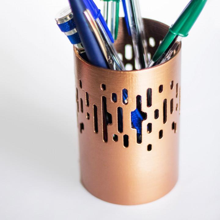Stylish Pencil Holder