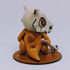 Picture of print of Cubone(Pokemon)