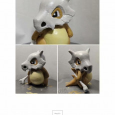 Picture of print of Cubone(Pokemon)