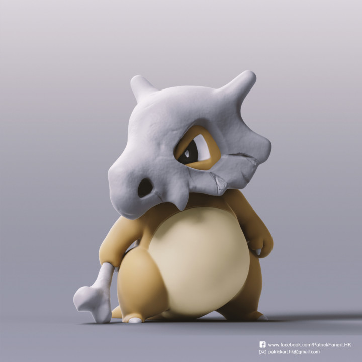 Cubone(Pokemon)