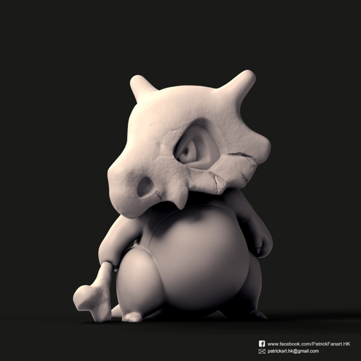 Cubone(Pokemon)