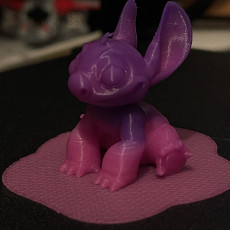 Picture of print of Stitch Disney- easy print
