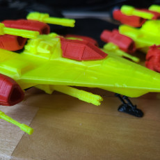 Picture of print of Starfighter Pack