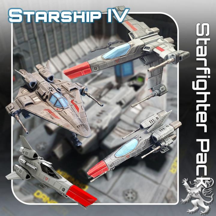 Starfighter Pack