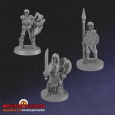 Skeleton Warriors Set 2
