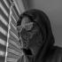 Ninja mask, MK - inspired image