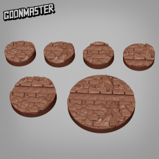 Sewer Bases - 25mm 35mm and 50mm