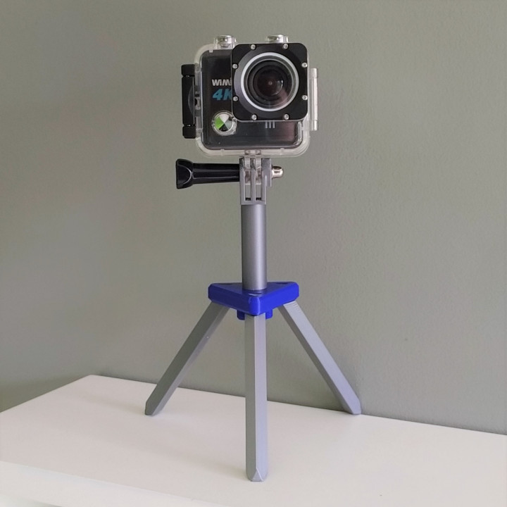 Tripod for GoPro