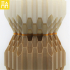 Beehive Desk Lamp image