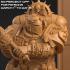 Crusader With Diorama image