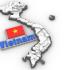 Map of Vietnam image