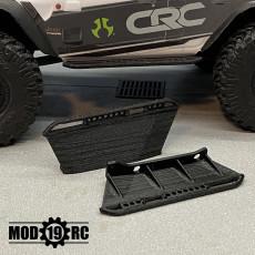 SCX24 Slider Set for Wrangler JLU