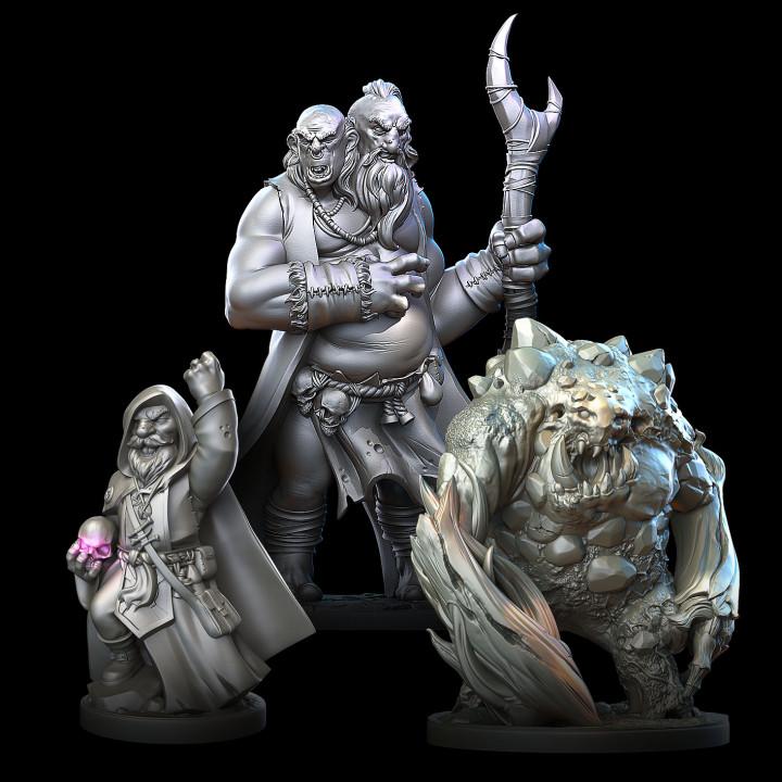 Wizards showdown bundle
