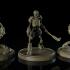 Dead Warrior. (3D printable) image