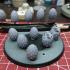 Dragon Eggs print image