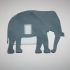 Elephant lightswitch cover image