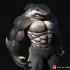 Shark Man 3d print 3D print model image