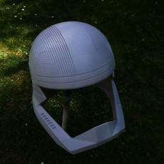 Picture of print of Sith Trooper Helmet