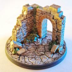 Ruins Corner
