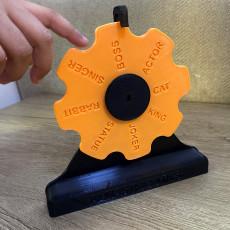 Crazy Wheel - spinning wheel game