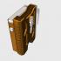 porta tessere con slot per monete image