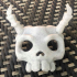 Skull Mask Ocarina of Time Concept version image