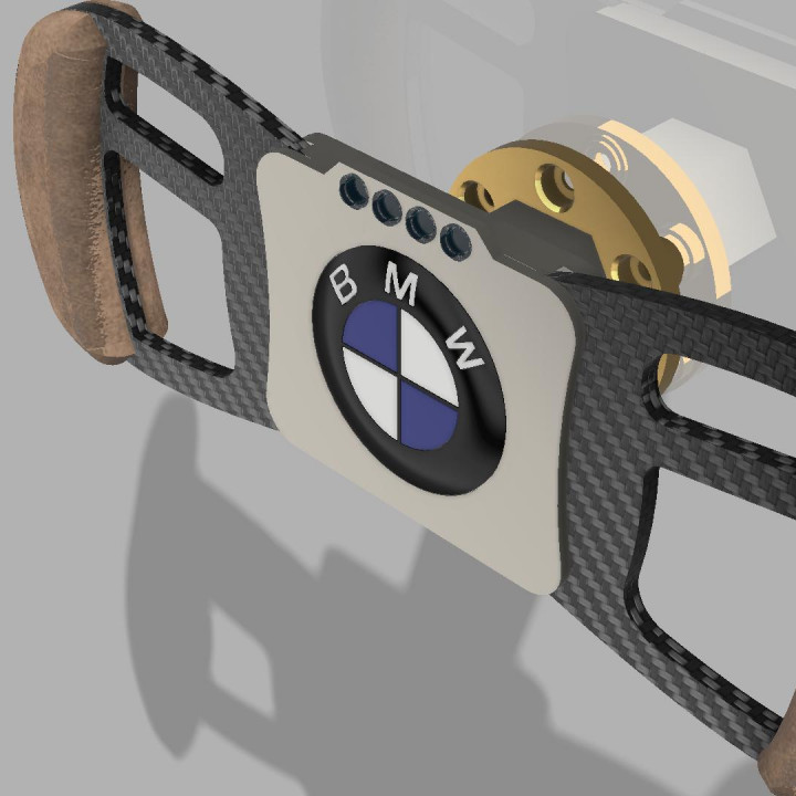 Logitech g29 F1 wheel mod