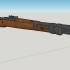 Mauser Modell 98 (Kar98k) - scale 1/4 image