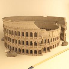 Colosseum | SelfCAD