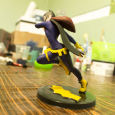 Picture of print of Batgirl