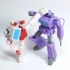 ARTICULATED G1 TRANSFORMERS RATCHET- NO SUPPORTS image