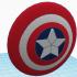 Captain America Shield (Comic Version) image